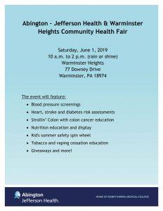 AJH-Warminster-Heights-Health-Fair