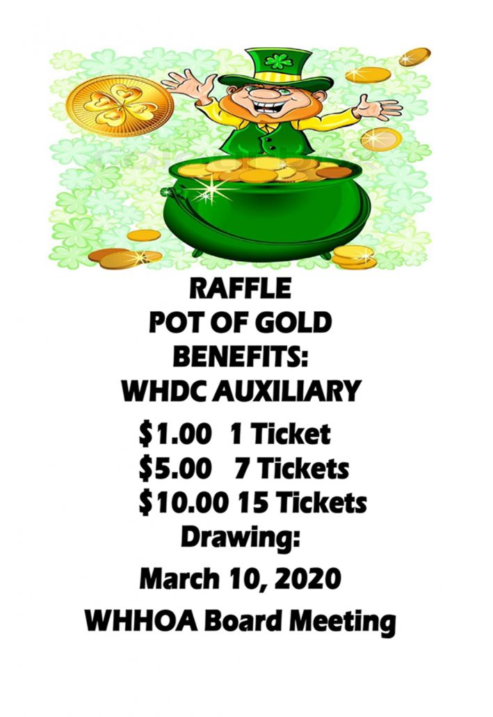 Pot of Gold Raffle