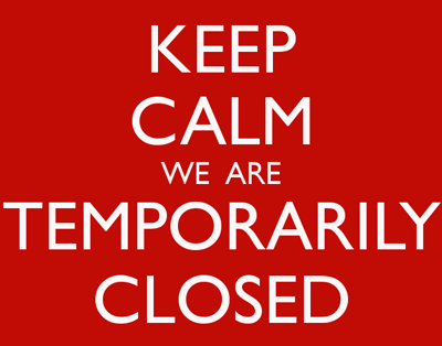 keep-calm-we-are-temporarily-closed